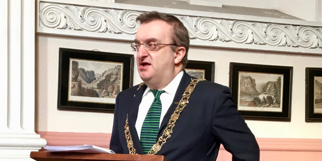 Dublin Mayor calls for Eurovision 2019 boycott if hosted by Israel
