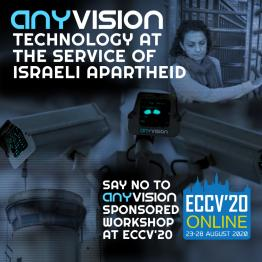 Palestinian Academic and Scientific Organizations Call to Cut Ties With Anyvision-Sponsored Workshop
