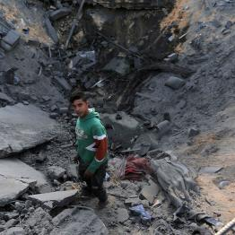 """Palestinians Condemn Sports-washing """"Friendly"""" Match in Israel as Gaza Mourns Dead"""