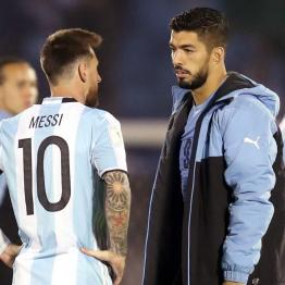 """Palestinians Urge Lionel Messi and Luis Suárez to Cancel """"Friendly"""" Match in Israel"""
