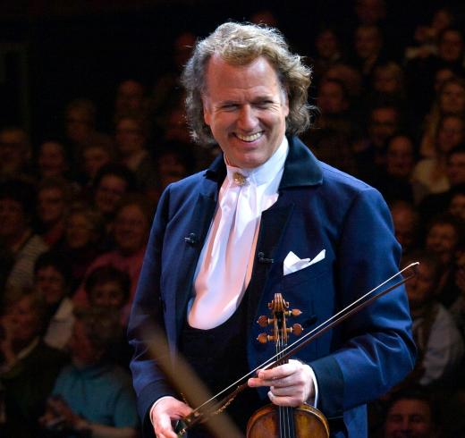 Palestinian artist collectives urge André Rieu to cancel shows in Tel Aviv