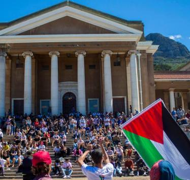 University of Cape Town Votes to Reject Ties With Complicit Israeli Institutions