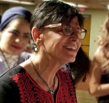 Palestinians congratulate Dr. Rabab Abdulhadi, recipient of American Association of University Professors Award