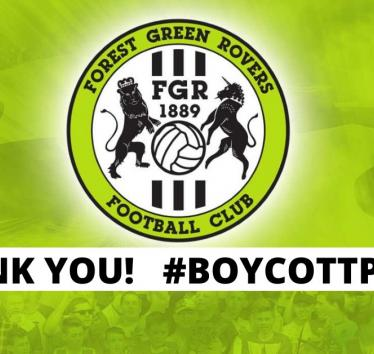 Forest Green Rovers FC Pledges to Boycott Puma