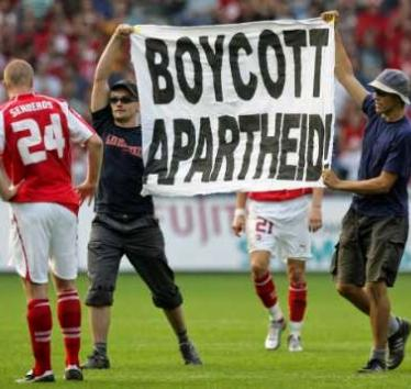 apartheid football israel fifa uefa