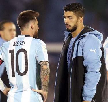 "Palestinians Urge Lionel Messi and Luis Suárez to Cancel ""Friendly"" Match in Israel"