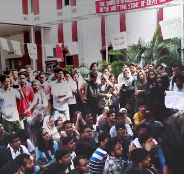 Indian University Agrees Not to Host Future Israeli Government Events Following Student Protests