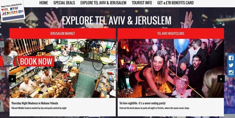 Israel's expensive campaign aimed at drawing more tourists from Europe has not worked.