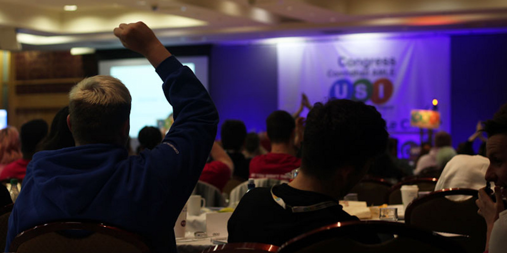 Union of Students in Ireland Votes to Support Boycott Campaign Against Israel